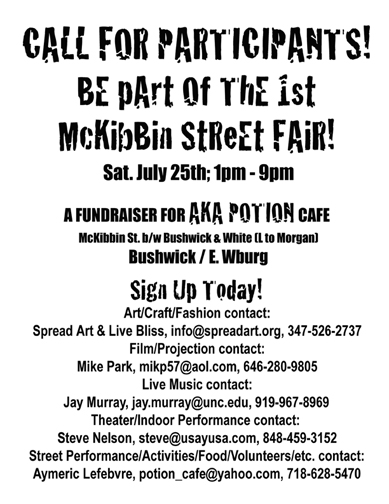 McK Street Fair Call Flyer 4 web