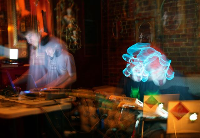 The Tronic @ Warper Party 5