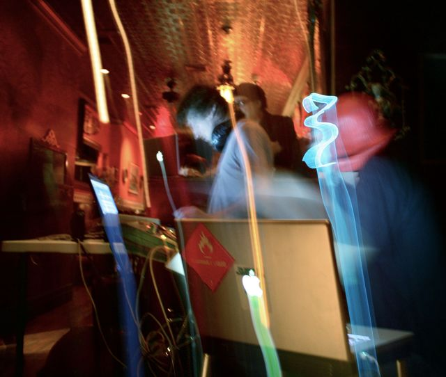 The Tronic @ Warper Party 9