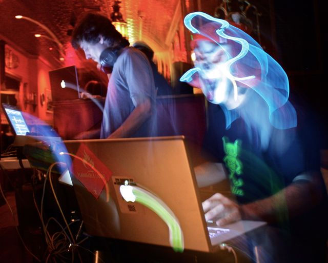 The Tronic @ Warper Party 10